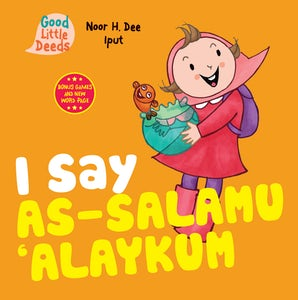 I Say As-salamu 'Alaykum