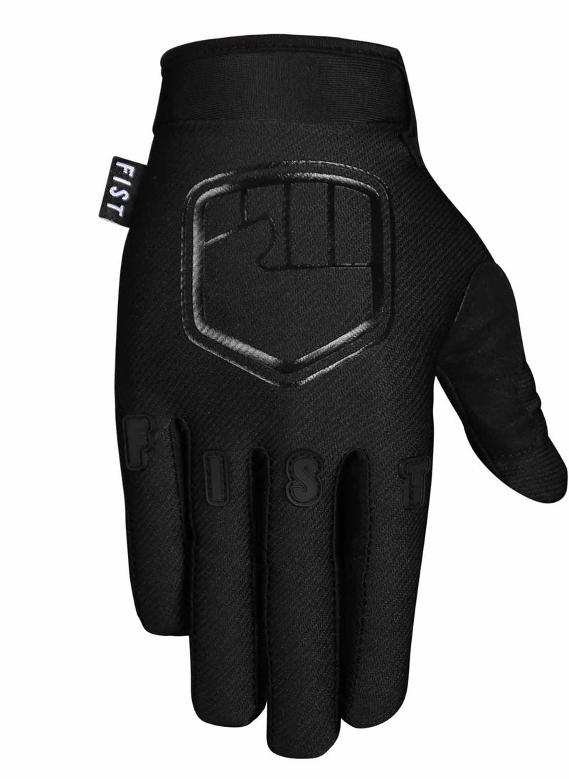 BLACK STOCKER GLOVE YOUTH