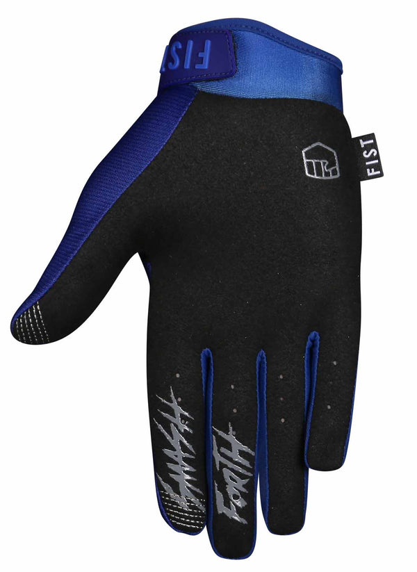 BLUE STOCKER GLOVE YOUTH
