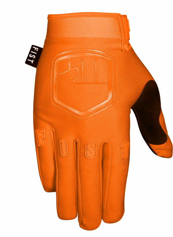 ORANGE STOCKER GLOVE YOUTH