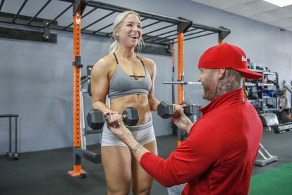 One on One Completely Private Personal Training