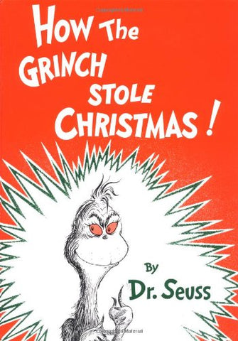 How The Grinch Stokes Christmas