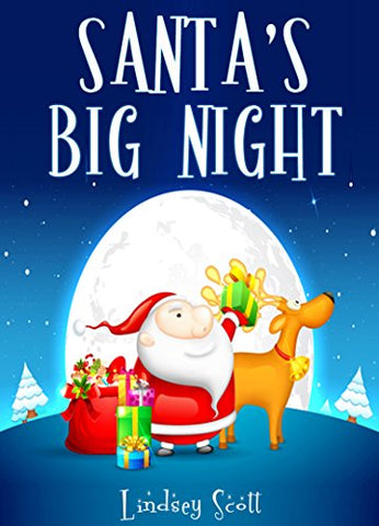 Santa's Big Night Book