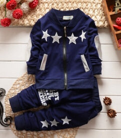 Boys 2pcs Autumn Clothing Sets Collection