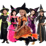 Umorden Toddler Girls Witch Halloween Costumes Collection