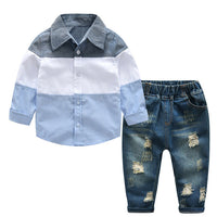 Toddler Boys 2pcs Clothing Sets Collection Sizes 2T-6YRS