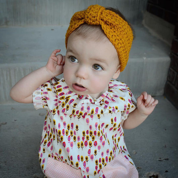 Brand New Newborn Infants/Toddlers Baby Girls Headband Knitted Accessories Collection