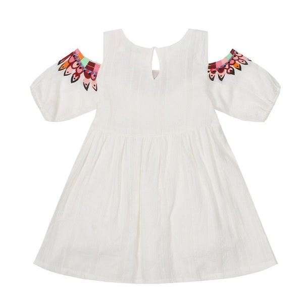 New 2019 Spring/Summer Girls Sundress Sizes 3T-14YRS