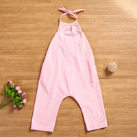 New Fashion Toddler Baby Girls Summer Jumpsuits Collection Sizes 12M-6YRS