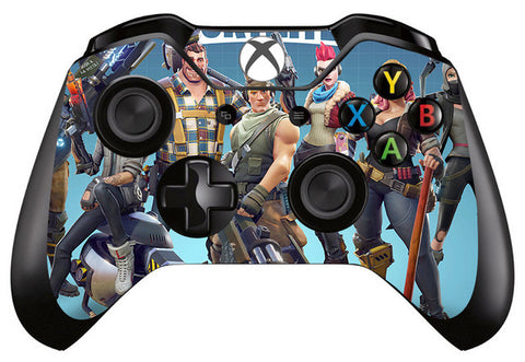 Fortnite Skin Decal for Xbox One Controller