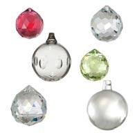 Chandelier Crystal Balls