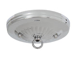 Nickel Plated Steel Canopy Kit 5 inch Diameter
