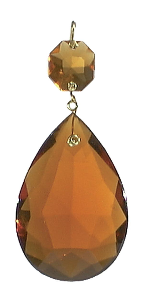 Colored Glass Pendalogue