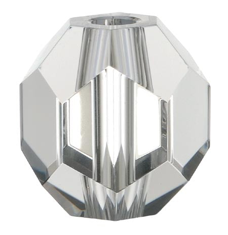 Clear Crystal Faceted Break