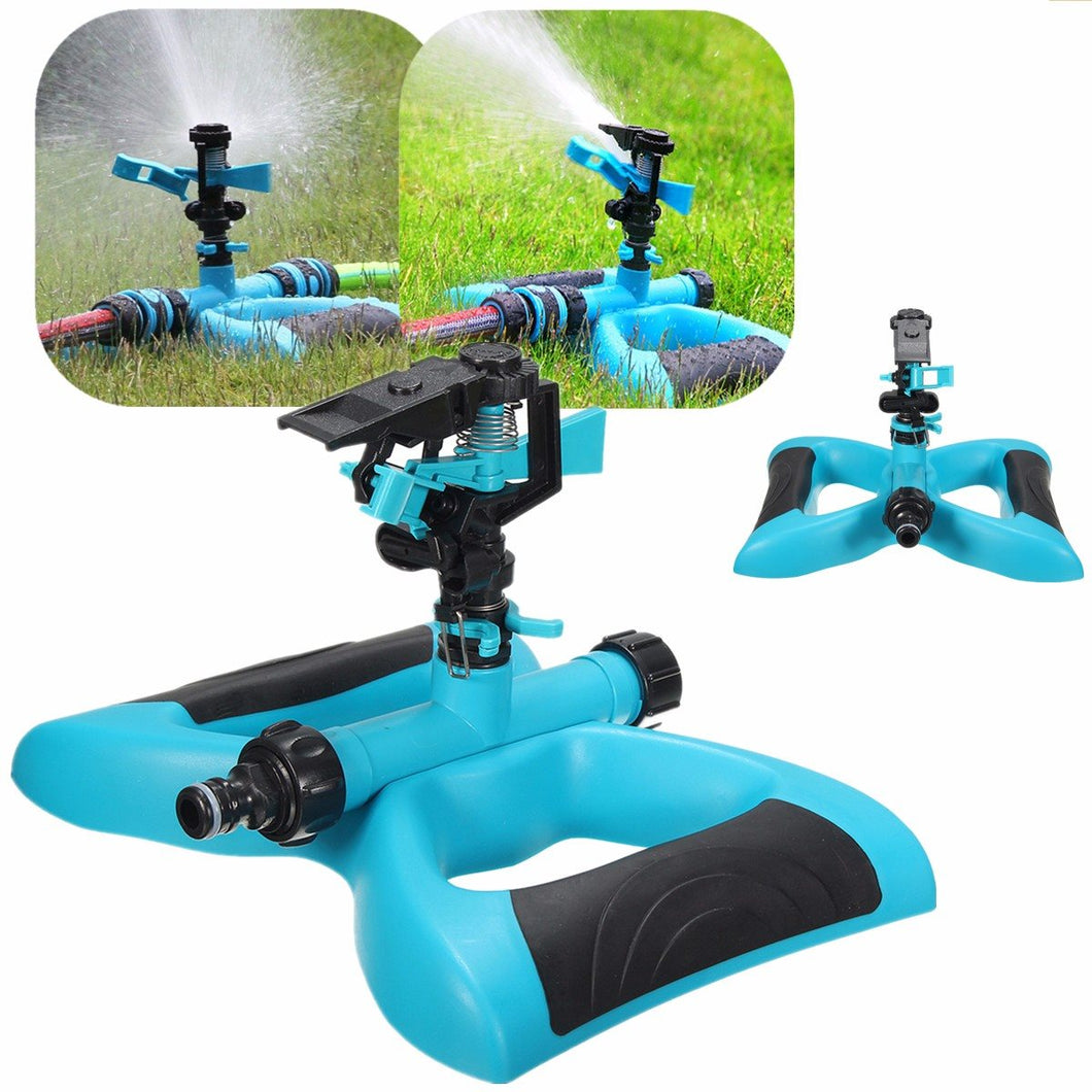 360 Degree All-around Rotary Water Sprinkler for Lawn/Garden