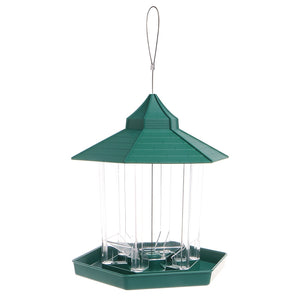 Waterproof Gazebo Hanging Wild Bird Feeder