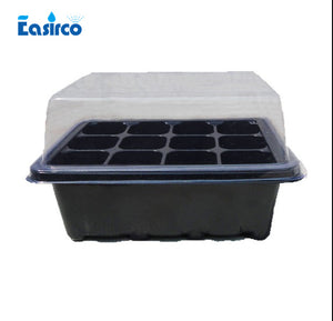 (3pcs-pack) Seedling tray sprout plate 12 holes