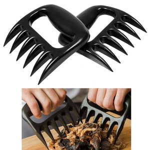 BBQ Bear Paws Claws Meat Shredder