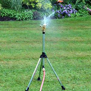 Lawn Irrigation Spray Head Metal Impulse with Spike