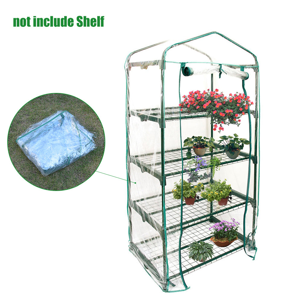 Garden Tier Mini Greenhouse Cover (without Iron Stand)