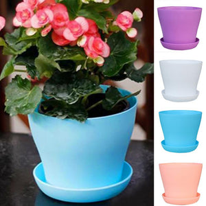 Resin Garden Plant Flower Pot