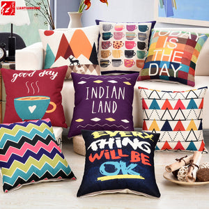 Patio Furniture Home Decors Lumbar Cushions Throw Pillow