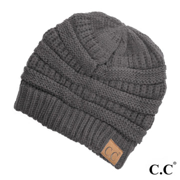 CC Beanie Adult Classic Beanie HAT20A **Assorted Colors