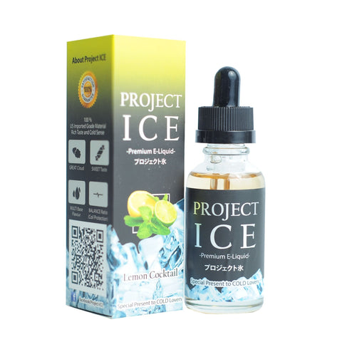 Project ICE – Lemon Cocktail
