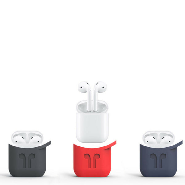 Silicone Earphone Case For Apple AirPods Case