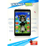 Talking Tom Interactive Learning Tablet, Black