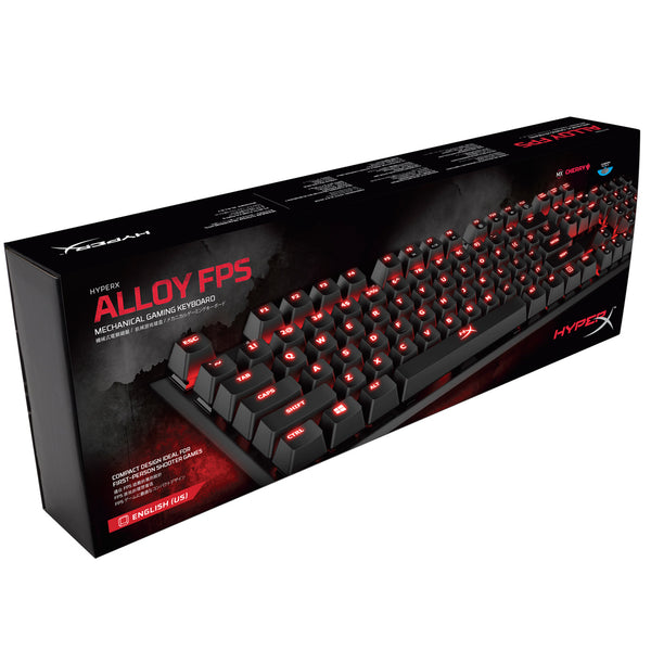 HyperX Alloy FPS Mechanical Gaming Keyboard (Open Box)