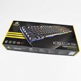 K70 LUX RGB Mechanical Gaming Keyboard (Open Box)