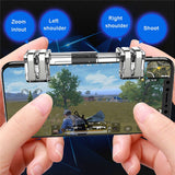 K9 Mobile Phone Handle Gaming Grip Trigger Fire Button Shooter Controller Joystick Gamepad for PUBG Shooting Games Hot