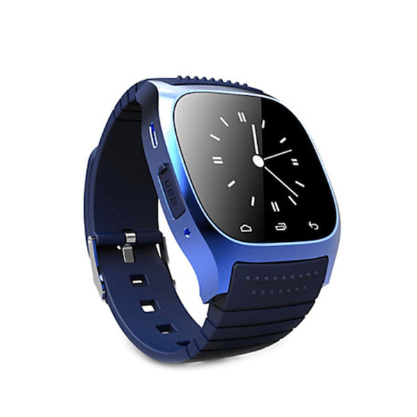 Men's Smart Watch Bluetooth Blue