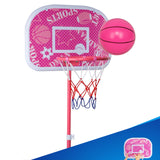 girl basketball stand can be raised and lowered iron shot baby basketball stand Children indoor basketball