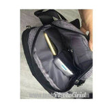 GAOLEMA USB charging port system with headphone Function and Accessorizes carrying Bigger side bag