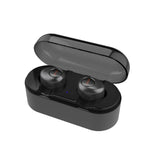 Sweatproof Wireless headphones Bluetooth wireless earphones Mini Earphone Earbuds With Mic Earpieces Studio BT818