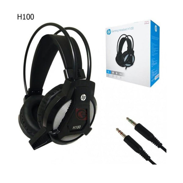 HP H100 Wired Gaming Headset With Mic