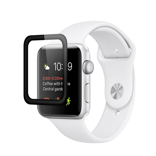 COTEetCI 4D iWATCH Glass Screen Protector Film for Apple Watch