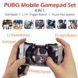 Fortnite PUBG Game Gamepad For Mobile Phone Game Controller Shooter Trigger Fire Button