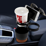 5 in 1 Car Organizer Drink Cup Holder
