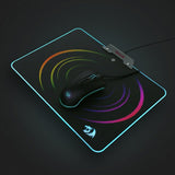 REDRAGON P011 RGB Gaming Mouse Pad