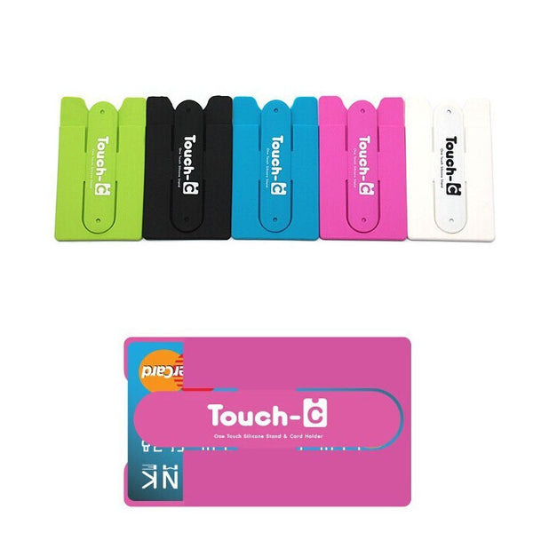 Touch U  Handphone Foldable Stand/Mobile Phone Holder Buy 2 Get 1 Free