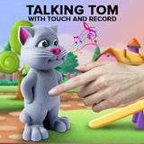 Big Talking Tom-Touch -Sing-Telling Jokes- Educational Toys