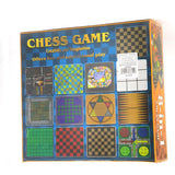 8-in-1 chess game