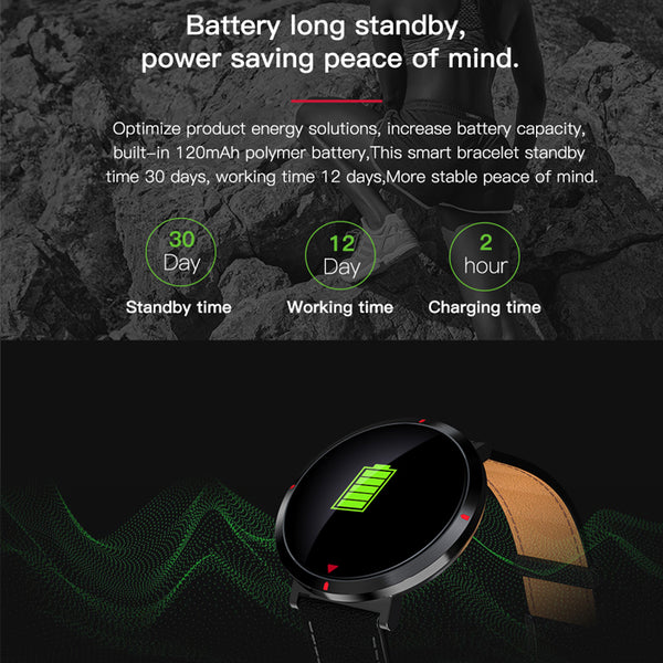 S2 Bluetooth Smart Watch Men Waterproof Smartwatch Heart Rate Monitoring reloj inteligente Watches For IOS Android