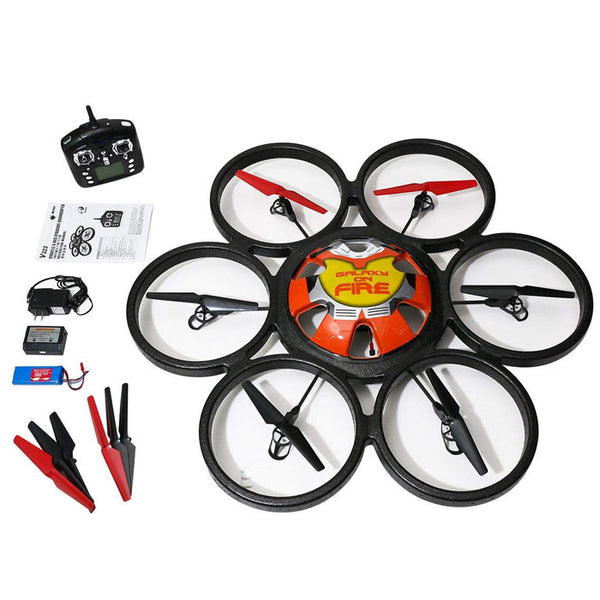 The Biggest RC Drone Hexacopter
