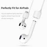 Earphone Strap Magnetic Adsorption Wire Anti Lost Loop String Rope for AirPods Apple