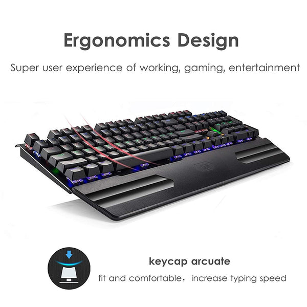 Redragon K560 Mechanical Gaming Keyboard