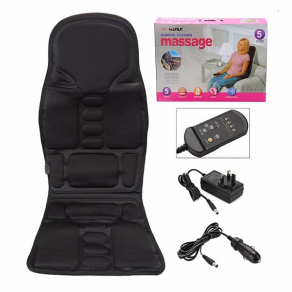 Robotic Cushion Seat Massager for Car, Office & Home